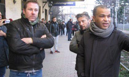 Cinque Stelle in ricognizione sulla Milano Mortara