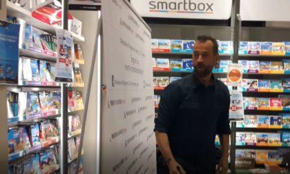 Fabio Volo firma autografi in libreria IL VIDEO