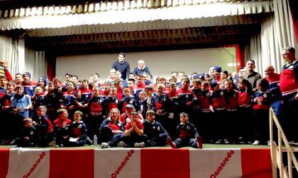 Virtus Cornaredo calcio, gli auguri di Natale