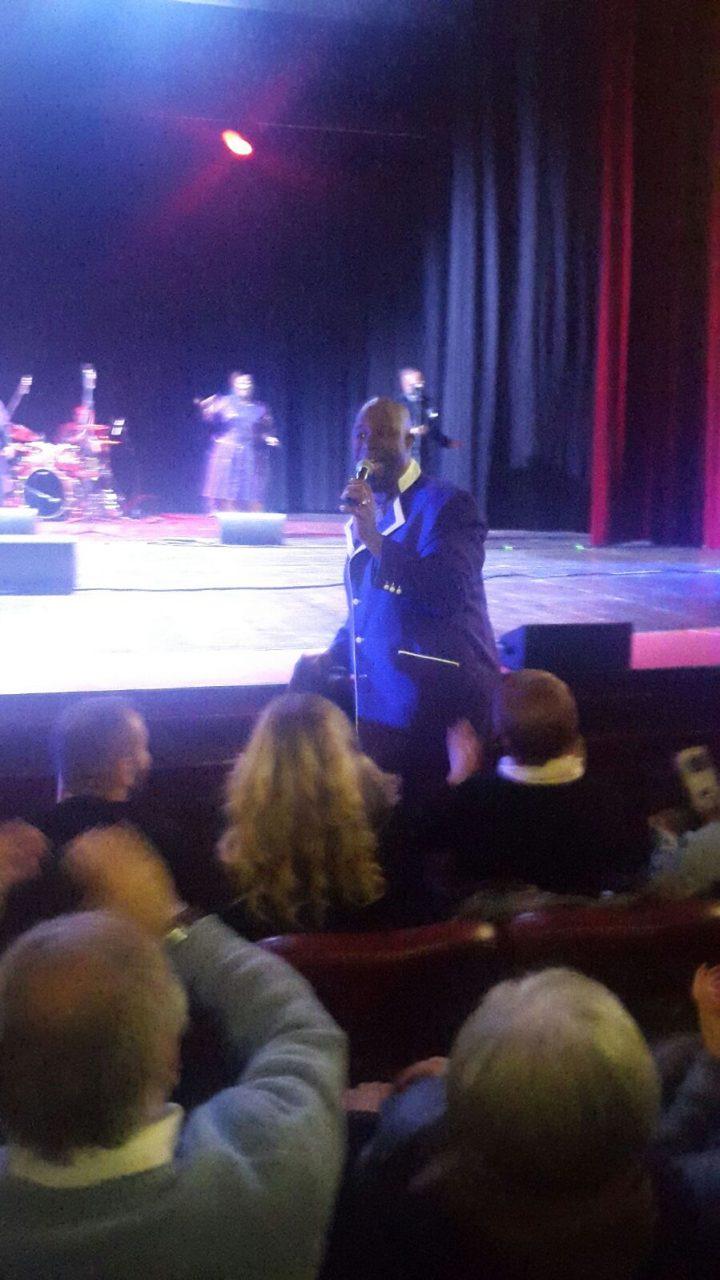 Legnnao, gli Harlem Gospel Voices al teatro Galleria