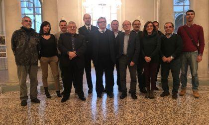 Ciclovia Lago Maggiore: firmato il protocollo d'intesa