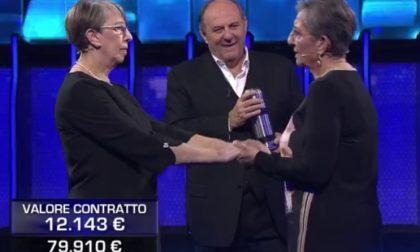 Le sorelle Crivellaro vincono 80mila euro da Gerry Scotti