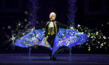 """Balletto al Galleria di scena """"Lo Schiaccianoci"""""""