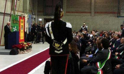 Il presidente Mattarella in visita nel Comasco VIDEO