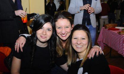 L'happy hour biancorosso totalizza più di cento presenze