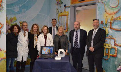 Ospedale Del Ponte, consegnato il sistema di monitoraggio del respiro