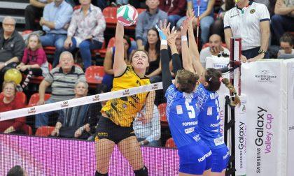 La SAB Volley Legnano perde un'altra giocatrice