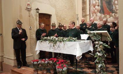 Canti e doni con gli alpini di Venegono