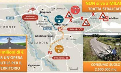 """Superstrada, il sindaco di Albairate: """"I 4 motivi per cui non deve essere realizzata"""""""
