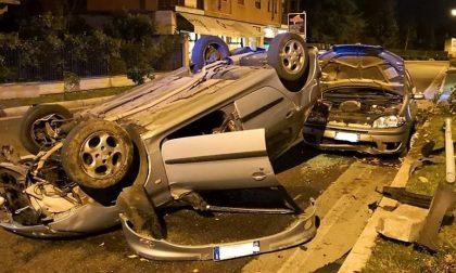 Dicembre nero sulle strade del Legnanese: giovani e alcol, è allarme