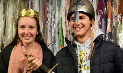 Studenti australiani in visita a Legnarello