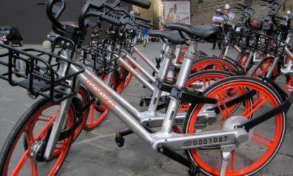 Bike sharing anche l'Ovest Milano monta in sella