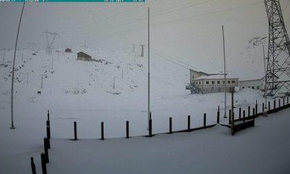 Rischio neve in alcune zone della Lombardia