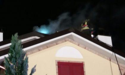 A fuoco canna fumaria