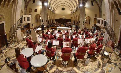 Concerto di Natale con il coro gospel, il regalo del corpo musicale ai castellanzesi
