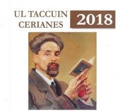 Il Taccuìn Cerianès 2018 consegnato in tutte le case