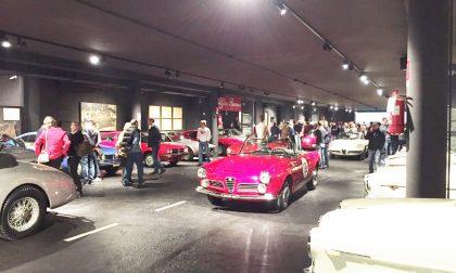 Alfa Romeo, un cuore che batte anche a Legnano VIDEO