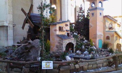 Inveruno inaugura il grande presepe in piazza San Martino