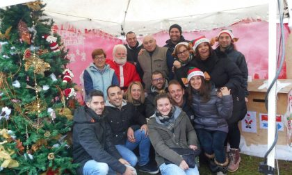 """""""Natale in piazza Montale"""" benefico a Gorla Minore"""