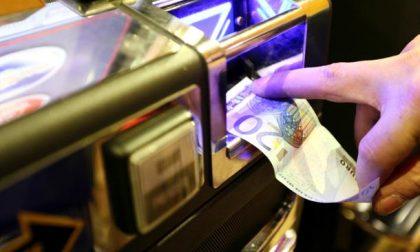 Trecento milioni di euro buttati nelle slot