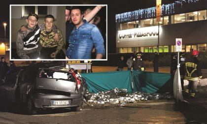 Camion contro auto perché sono morti i tre ragazzi