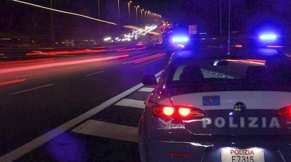 Guardamiglio, incidente in autostrada tra camion e pattuglia stradale: morto poliziotto