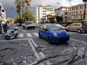 Tornado a Sanremo le immagini esclusive