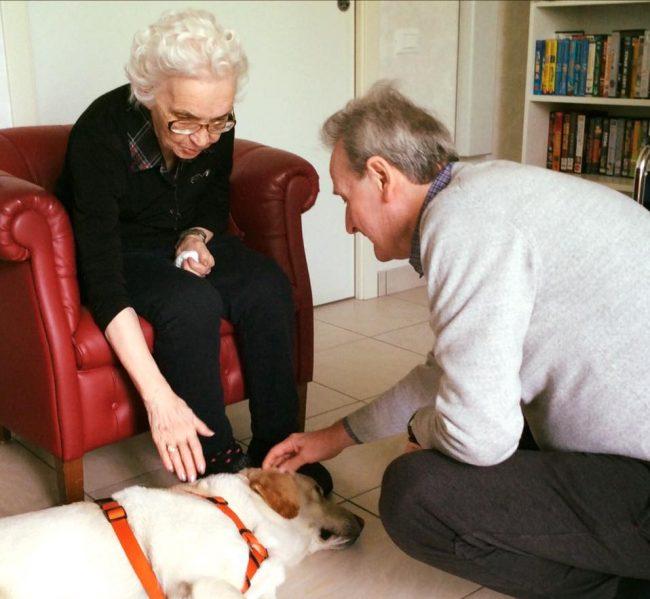 Al Villaggio Amico tirocinio per esperti di pet therapy