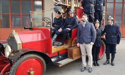 Pompieri in festa, Castiglioni suona il silenzio a Milano