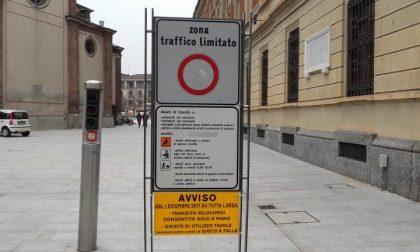 Corso Magenta, nuovo varco di accesso alla Ztl