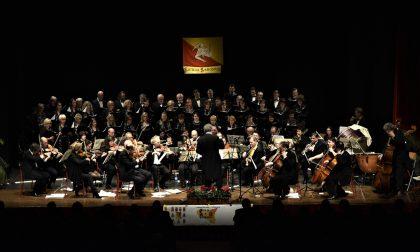Concerto Epifania grande successo al teatro Pasta di Saronno