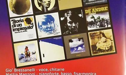 Cantata in memoria di Fabrizio De Andrè