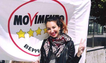 Sarah Giampietro è entrata nelle liste del Movimento 5 Stelle