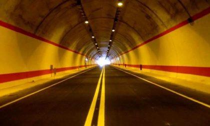 Lavori notturni fra Brescia e Lecco per mettere in sicurezza le gallerie