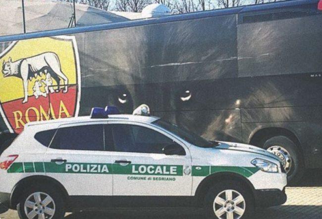 Inter Roma: giallorossi a Sedriano per l'ultimo allenamento