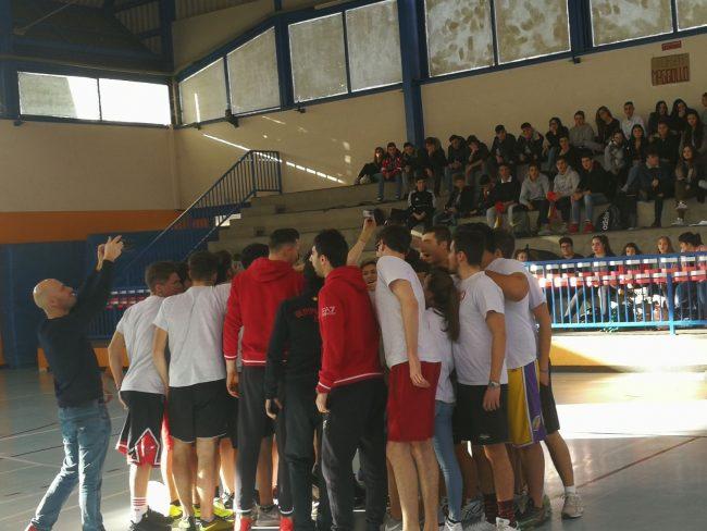 Parabiago, Dairis Bertans dell'Olimpia Armani al Maggiolini