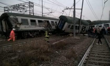 Treno deragliato, il cordoglio di Maroni
