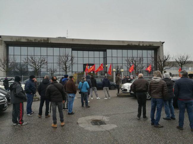 Nerviano, sciopero alla PiBiViesse
