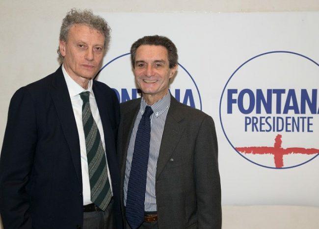 Regionali: Antonio Rossi candidato a Milano nella lista Fontana