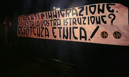 """Lotta Studentesca al liceo Tosi """"Resistenza etnica!"""""""