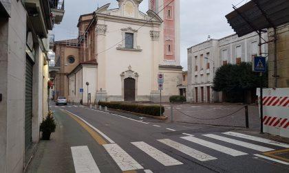 Nuova via Santo Stefano porfido al posto dell'asfalto