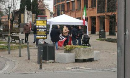 Casapound in piazza, furia dell'Anpi