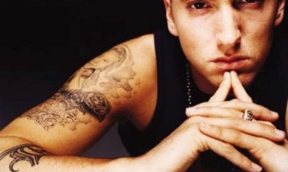 Eminem per la prima volta in Italia