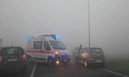 Pericolo nebbia fino a mercoledì