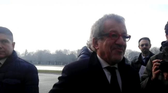 Roberto Maroni a Monza: &#8220&#x3B;Su Fontana non rispondo&#8221&#x3B; VIDEO