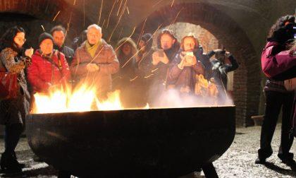 Festa della Giöbia al Monastero di Torba