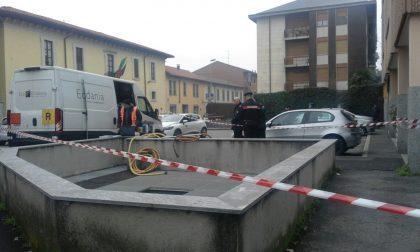 Operaio morto in via Santa Maria