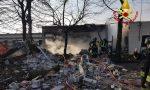 Esplosione a Rozzano, due feriti