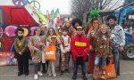 """Invasione"" di maschere per il Carnevale cerrese"