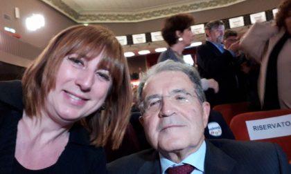 Elezioni: l'ex assessore Cavaterra all'incontro con Prodi